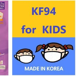 10 PACK KF94 for [ KIDS ] Made in South KOREA